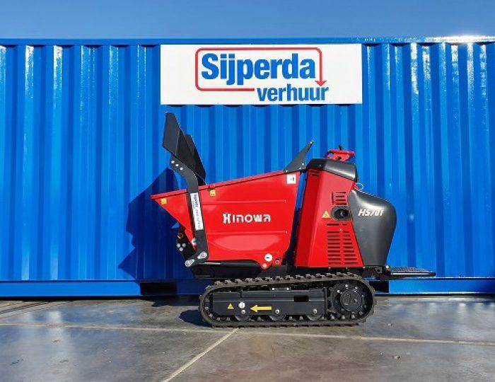Sijperda Verhuur - Partner van Freez.it